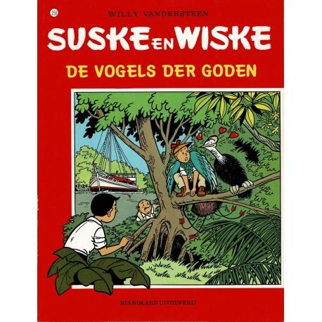 Suske en Wiske - 256 De vogels der goden - eerste druk