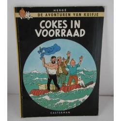 Kuifje - 19 Cokes in voorraad