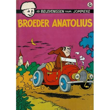 Jommeke - 054 Broeder Anatolius - herdruk in zwart-wit