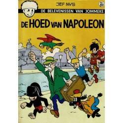 Jommeke - 061 De hoed van Napoleon - herdruk in zwart-wit