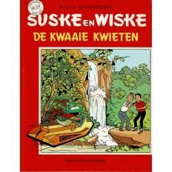 Suske en Wiske - 209 De kwaaie kwieten - eerste druk