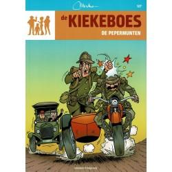 De Kiekeboes - 127 De pepermunten - eerste druk