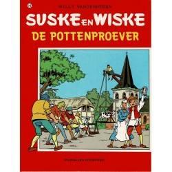 Suske en Wiske - 240 De pottenproever - eerste druk