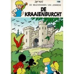 Jommeke - 198 De Kraaienburcht - eerste druk
