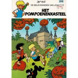 Jommeke - 210 Het pompoenenkasteel - eerste druk