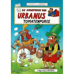 Urbanus - 043 Tomatenpuree - eerste druk