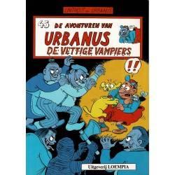 Urbanus - 045 De vettige vampiers - eerste druk