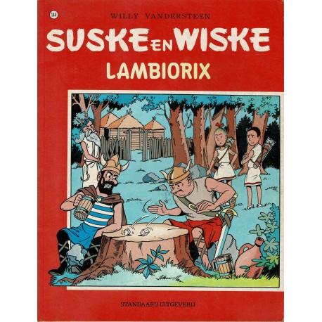 Suske en Wiske - 144 Lambiorix