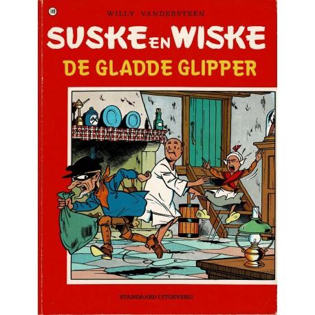 Suske en Wiske - 149 De Gladde Glipper