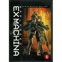 Appleseed Ex Machina - 2-disc special edition