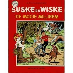 Suske en Wiske - 204 De mooie Millirem - eerste druk