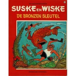 Suske en Wiske - 116 De bronzen sleutel - eerste druk van heruitgave