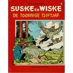 Suske en Wiske - 117 De toornige tjiftjaf - eerste druk