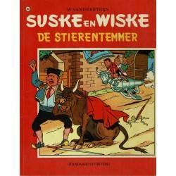 Suske en Wiske - 132 De stierentemmer - eerste druk van heruitgave