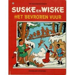 Suske en Wiske - 141 Het bevroren vuur - eerste druk van heruitgave