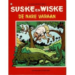 Suske en Wiske - 153 De nare varaan - eerste druk