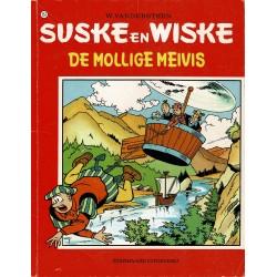 Suske en Wiske - 157 De mollige meivis - eerste druk