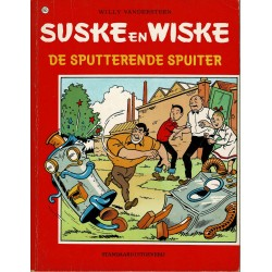 Suske en Wiske - 165 De sputterende spuiter - eerste druk