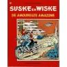 Suske en Wiske - 169 De amoureuze amazone - eerste druk