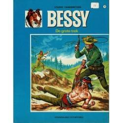 Bessy - 072 De grote trek - eerste druk
