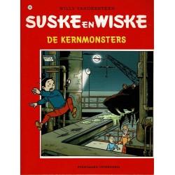 Suske en Wiske - 266 De kernmonsters - eerste druk