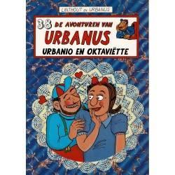 Urbanus - 038 Urbanio en Oktaviëtte - eerste druk