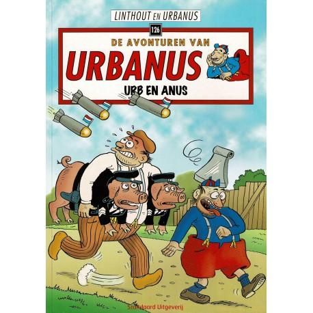 Urbanus - 126 Urb en Anus - eerste druk