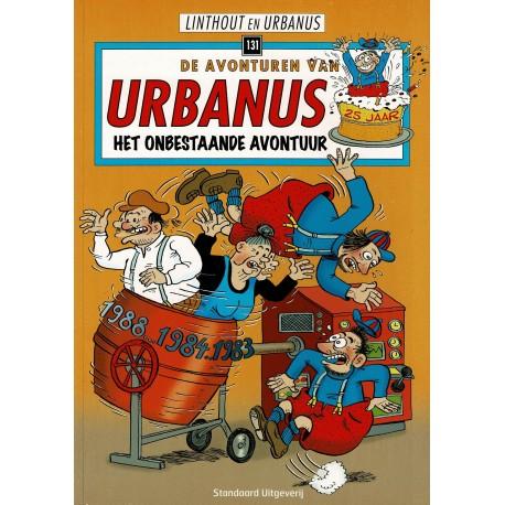 Urbanus - 131 Het onbestaande avontuur - eerste druk