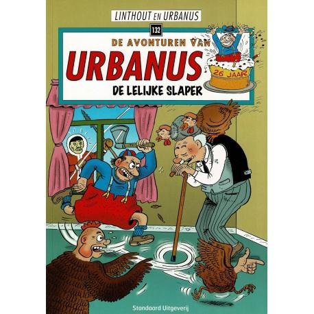 Urbanus - 132 De lelijke slaper - eerste druk