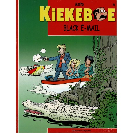 Kiekeboe - 090 Black e-mail - herdruk