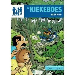 De Kiekeboes - 129 Grof wild - eerste druk