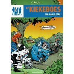 De Kiekeboes - 133 Een dagje Dédé - eerste druk