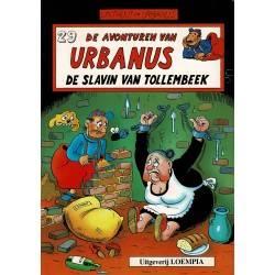 Urbanus - 029 De slavin van Tollembeek - eerste druk
