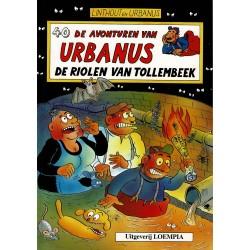 Urbanus - 040 De riolen van Tollembeek - eerste druk