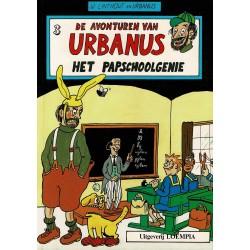 Urbanus - 003 Het papschoolgenie
