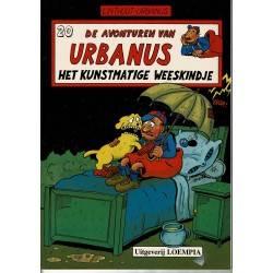 Urbanus - 020 Het kunstmatige weeskindje