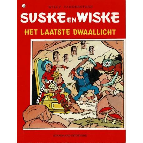 Suske en Wiske - 172 Het Laatste Dwaallicht