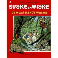 Suske en Wiske - 255 De mompelende mummie - eerste druk