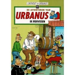 Urbanus - 143 De Biervissen - eerste druk 2011