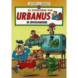 Urbanus - 144 De Spacevarkens - eerste druk 2011