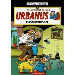 Urbanus - 145 De puntmutsplaag - eerste druk 2011