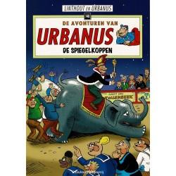 Urbanus - 148 De spiegelkoppen - eerste druk 2012