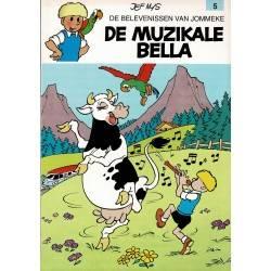 Jommeke - 005 De muzikale Bella