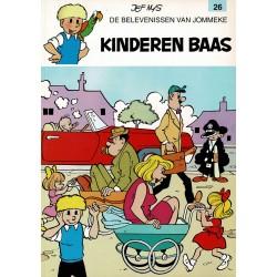 Jommeke - 026 Kinderen baas - herdruk