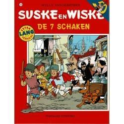 Suske en Wiske - 245 De 7 schaken - eerste druk
