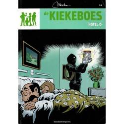 De Kiekeboes - 044 Hotel O - herdruk 2011
