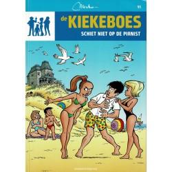 De Kiekeboes - 055 Schiet niet op de pianist - herdruk 2010