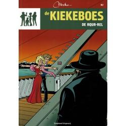 De Kiekeboes - 082 De Aqua-rel - herdruk 2010