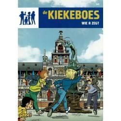 De Kiekeboes - 145 Wie A zegt - eerste druk 2016