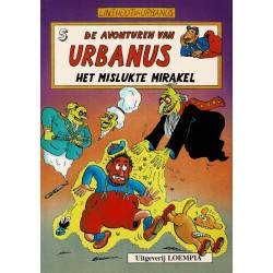 Urbanus - 005 Het mislukte mirakel - herdruk 1991